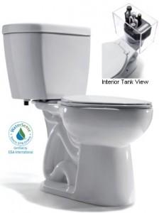 Niagara Stealth Toilet